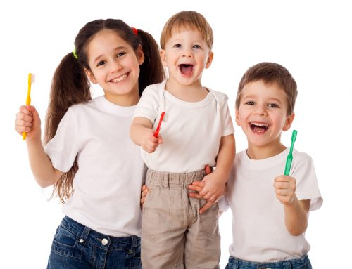 Dental Heath Care for Children