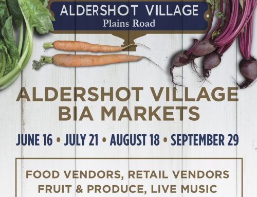 Aldershot Village BIA Markets